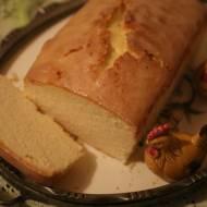 Babka piaskowa waniliowa, bardzo delikatna