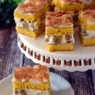 Puchatek – ciasto z agrestem Siostry Anastazji