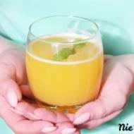 Sok ananasowy z jabłkiem i pomarańczą