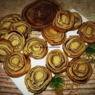 Ciasteczka -pień drzewa