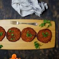 Wegańskie pomidorowe placuszki z kalafiorem (dieta dr. Dąbrowskiej)