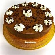 Jaffa Cakes- Ciasto pomarańczowe z musem z gorzkiej czekolady