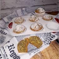 Pieguski, czyli pyszne babeczki z makiem