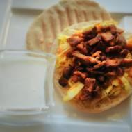 Domowy ,,kebab''