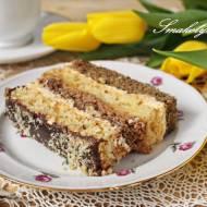 Tort orzechowo-migdałowo-kawowo-kokosowy...