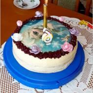 Tort urodzinowy mojej 6-latki