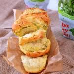 Odrywany chlebek ziołowy