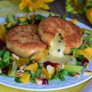 Pieprzny camembert z owocową nutą