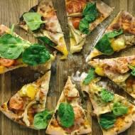 Szybka pizza w 3 krokach