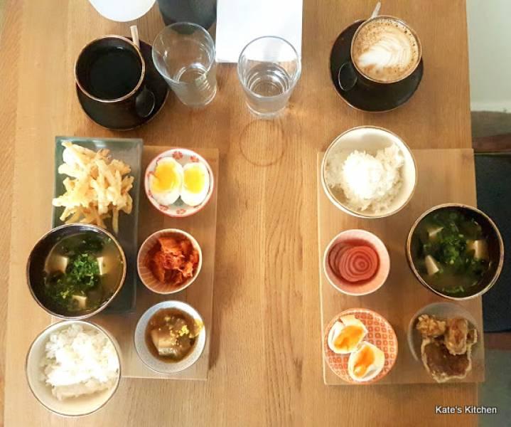 Japońskie śniadanie w Ka Udon Bar