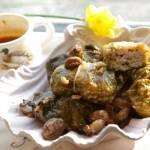 Gołąbki z kaszą jaglaną i mięsem mielonym