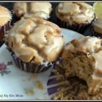 Muffinki bezglutenowe z cytrynowym lukrem