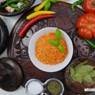 Afrykański Jollof Rice i historia półrocznego Ibrahima, który umierał z głodu