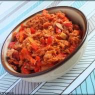 Paprykarz z tuńczyka bez ryżu w 20 minut