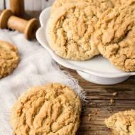 Ciasteczka owsiano-kokosowe…