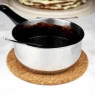 Czekoladowa polewa do ciasta (domowa)