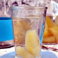 Domowe wody smakowe ( woda gruszkowa )