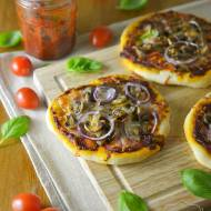 Pizzerinki czyli mini pizze