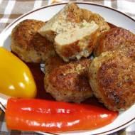 kotlety z mielone z kurczaka do pieczywa...
