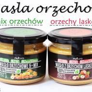 Masło orzechowe 5-mix / Masło z orzechów laskowych - Nutura