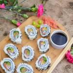 Sushi-California maki