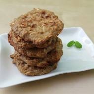 Ciasteczka owsiane (bez mleka, jajek i glutenu)