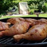 Kurczak w ostrej marynacie idealny na grilla