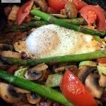 Przepis na śniadanie, szybkie do zrobienia i smaczne  !