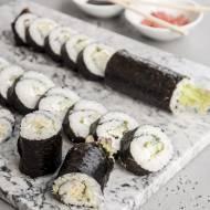 Pierwsze sushi jak zrobić ?