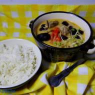 Szybkie tajskie danie