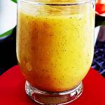 Koktajl z kiwi ,ananasa,pomarańcza