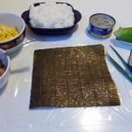 Onigirazu – japońska kanapka