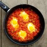 Szakszuka – idealne śniadanie