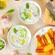 Grecki sos tzatziki