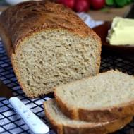 Prosty i szybki chleb pszenno - orkiszowy