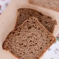 Chleb orkiszowy pełnoziarnisty na zakwasie
