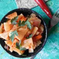 """Kimchi z """"resztek"""""""