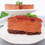 Torcik z musem czekoladowym (Torta di mousse al cioccolato)