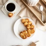 Palmiers – łatwe ciasteczka francuskie (2 składniki)