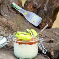 Piknikowy deser z tapioki