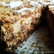 Ciasto jabłkowo orzechowe