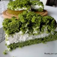 Ciasto leśny mech w wersji fit