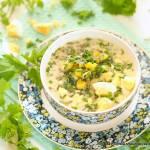 Zupa chwaścianka czyli dzikusy na zdrowie