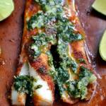 Ryba grillowana w piekarniku