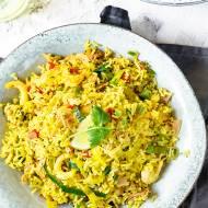 Jambalaya przepis  na obiadowe resztki