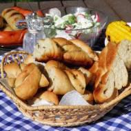 czosnkowy chlebek - idealny do dań z grilla