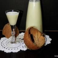 Domowe Malibu - Likier kokosowy
