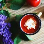 BP POWRACA! - Zupa pomidorowa inaczej
