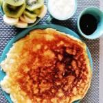 Biszkoptowy omlet na Śniadanie