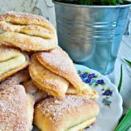 Serowe ciasteczka z cukrem